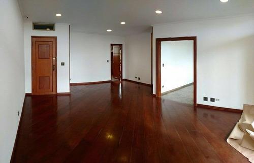 Apartamento Com 3 Dormitórios À Venda, 137 M² Por R$ 767.000,00 - Jardim França - São Paulo/sp - Ap9890