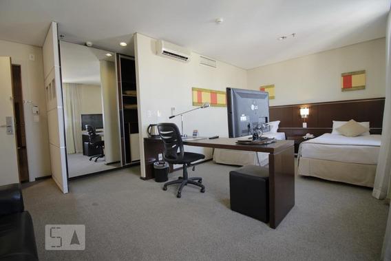 Apartamento Para Aluguel - Centro, 1 Quarto, 32 - 893045453