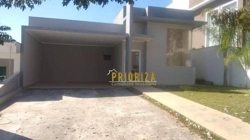 Imagem 1 de 16 de Casa Com 3 Dormitórios À Venda, 160 M² Por R$ 848.000,00 - Condomínio Vila Verona - Sorocaba/sp - Ca0260