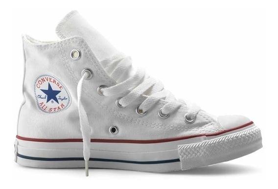 Tendencia Converse All Star Ox Optical White, Zapatillas