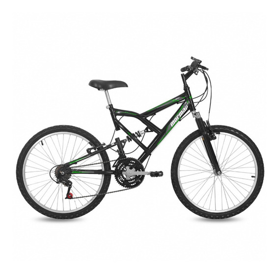 Bicicleta Mormaii Full Big Rider Aro 24