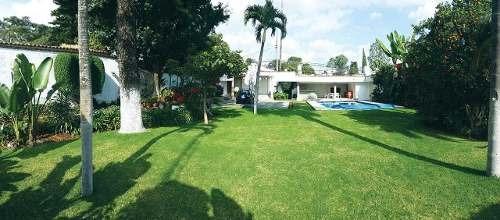 Hermosa Quinta En Cuernavaca, Cerca De Domingo Diez