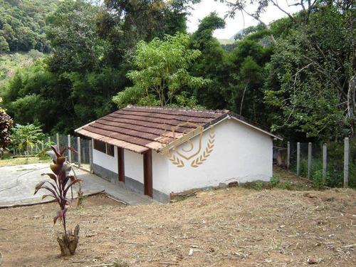 Fazenda À Venda, 968000 M² Por R$ 1.900.000,00 - Posse - Teresópolis/rj - Fa0004