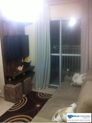 Shop Club Guarulhos - Apartamento A Venda No Bairro Vila Sao Joao - Guarulhos, Sp - Sc00543