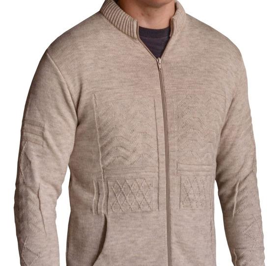 Jaqueta Masculina Blusa De Tricot Grossa Barata Térmica