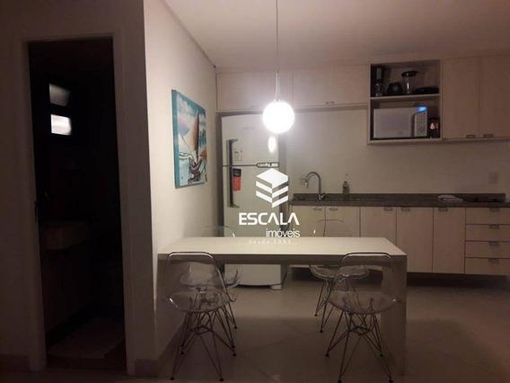 Apartamento Temporada Para Locação, Meireles, Fortaleza. - Ap1452