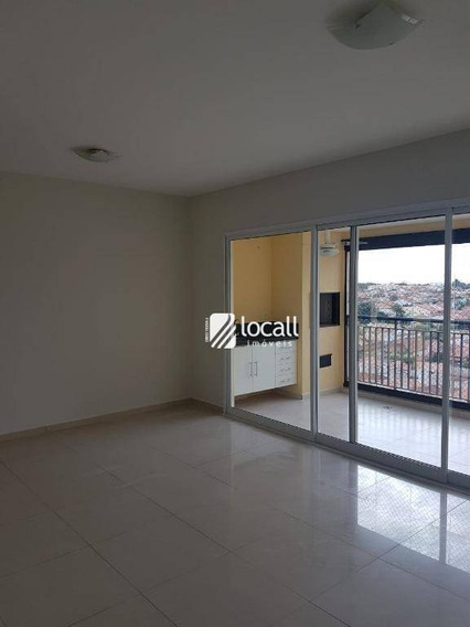 Apartamento Com 3 Dormitórios À Venda, 105 M² Por R$ 650.000 - Jardim Tarraf Ii - São José Do Rio Preto/sp - Ap1573