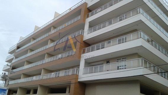 Apartamento A Venda No Bairro Braga Em Cabo Frio - Rj. - Cob158-1