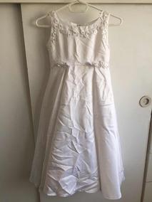 Vestido Bautizo Talla 8