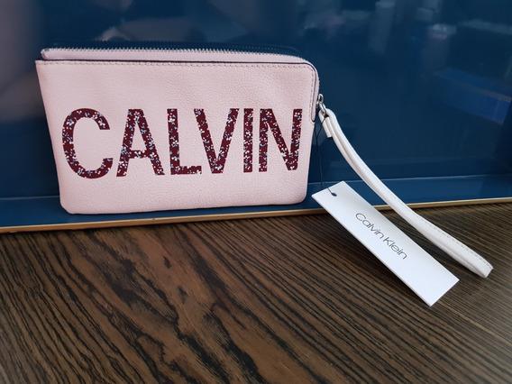 Carteira Calvin Klein Com Alça