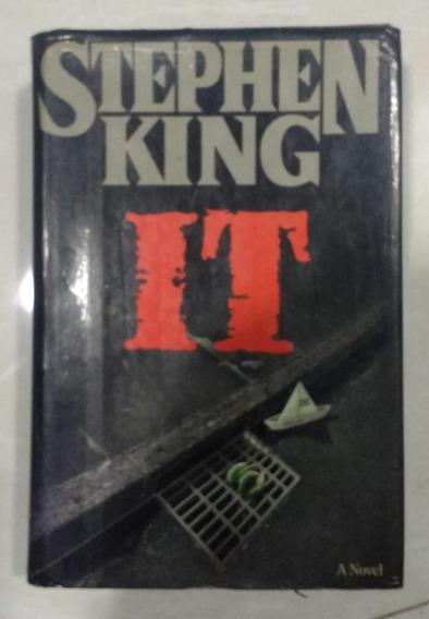 Stephen King It A Coisa Importado Inglês Raro 1986