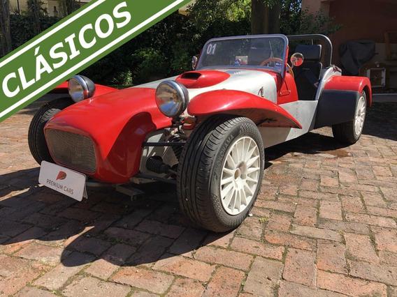 Lotus Seven 1977, Reconstruido En 2015