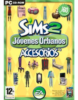 Los Sims 2 Jovenes Urbanos Accesorios Pc