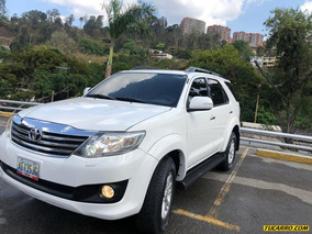 Toyota Fortuner Sr 7ptos