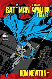 Hq - Batman - Lendas Do Cavaleiro Das Trevas - Don Newton