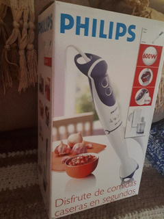 Mixer Philips Hr1363 600w Turbo Impecable