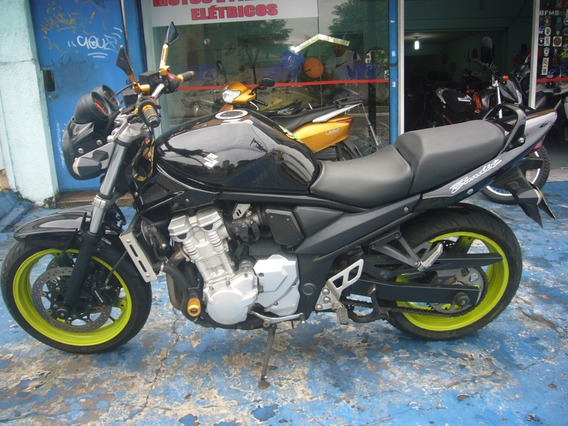 Suzuki Bandit 650 N 2009 R$ 17.699 Troca E Financia