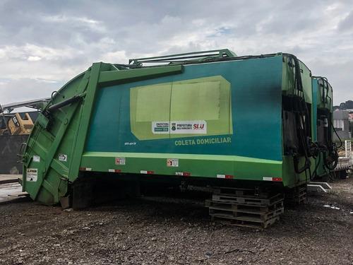 Compactadores De Lixo Usimeca Caminhão 6x2=lixeiro,coletor