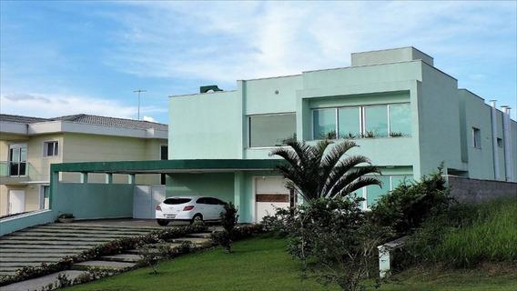 Ref.: 5368 - Casa Condomínio Fechado Em Jandira, No Bairro Reserva Santa Maria - 5 Dormitórios