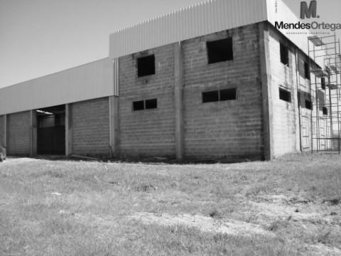 Porto Feliz - Galpão Industrial - 41440