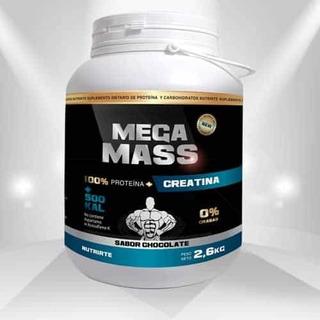 Megamass (proteína 100% + 500 Kal + Proteína)