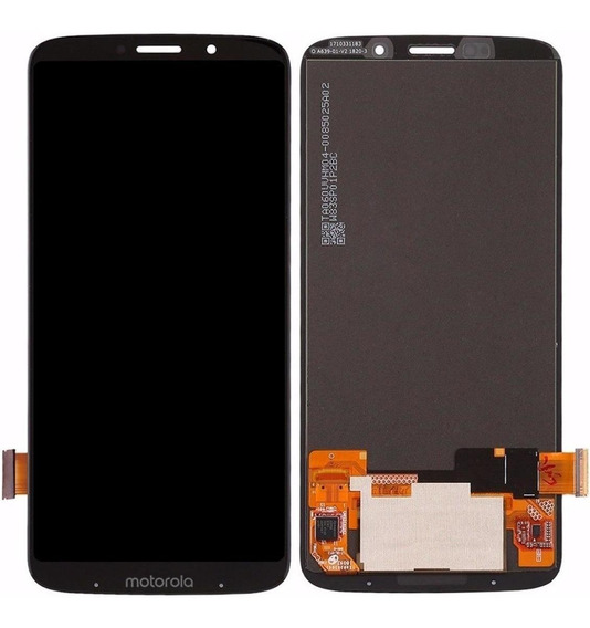 Display Tela Touch Frontal Lcd Motorola Z3 Play