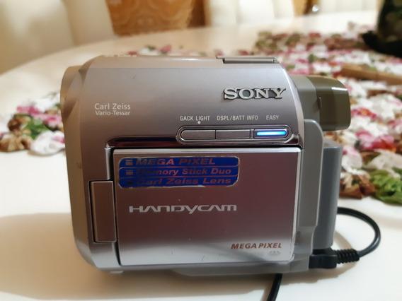 Câmera Sony Handycam Dcr Hc40 Leia Descrição!