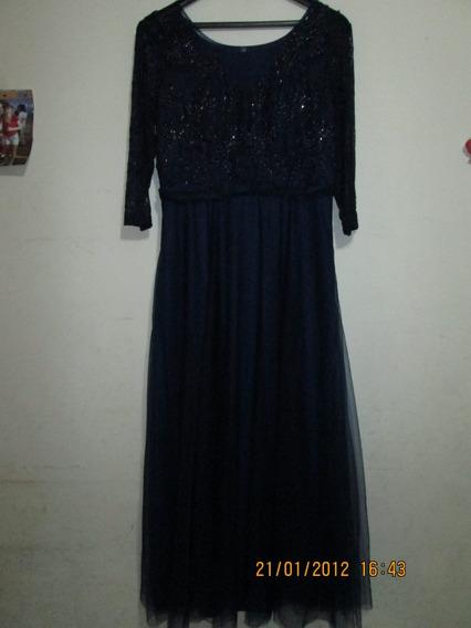 Oferta Vestido De Fiesta Importado Usado Una Sola Vez