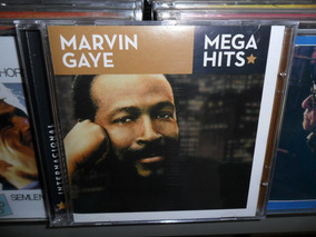 Cd Marvin Gaye Mega Hits