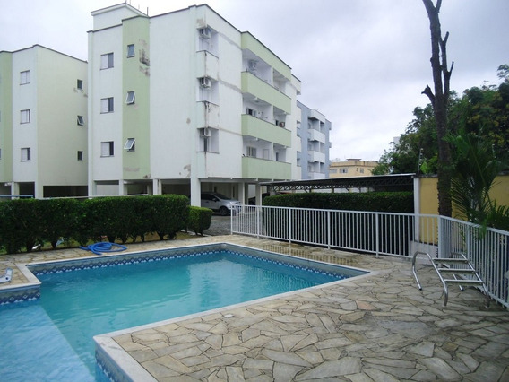 Apartamento Para Venda, 3 Dormitórios, Pedregulho - Guaratinguetá - 1607