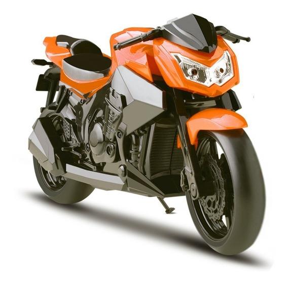 Moto Infantil Naked Motorcycle - 26cm - Pneu Borracha - Roma