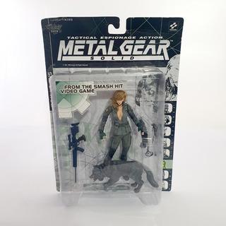 Metal Gear Solid Sniper Wolf Mcfarlane Red.cobra.toys