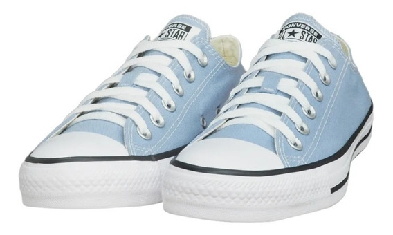 Tênis All Star Allstar Converse Azul Bb