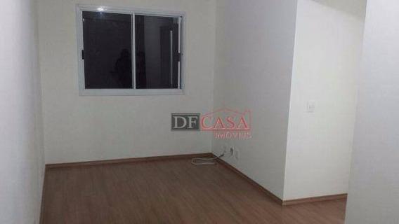 Apartamento À Venda; Vila Curuçá; São Paulo; 2 Dorm.; 1 Vaga. - Ap3089