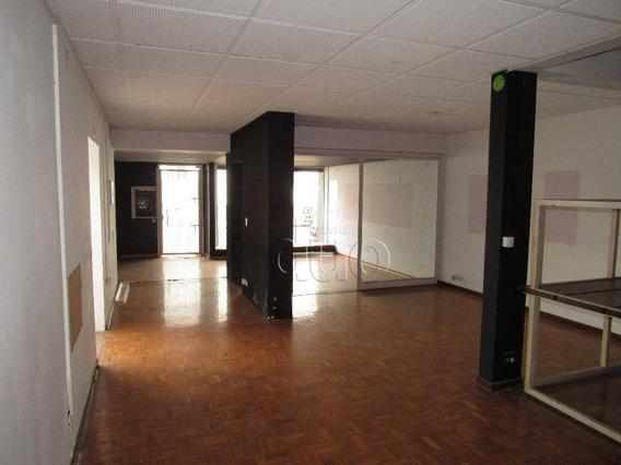 Casa Comercial À Venda, Centro, Piracicaba - Ca2272. - Ca2272