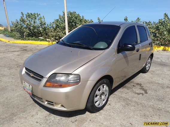 Chevrolet Aveo Sedan 4 Ptas Automatico