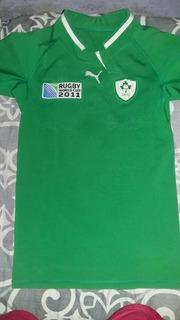 Camiseta De Rugby De Irlanda