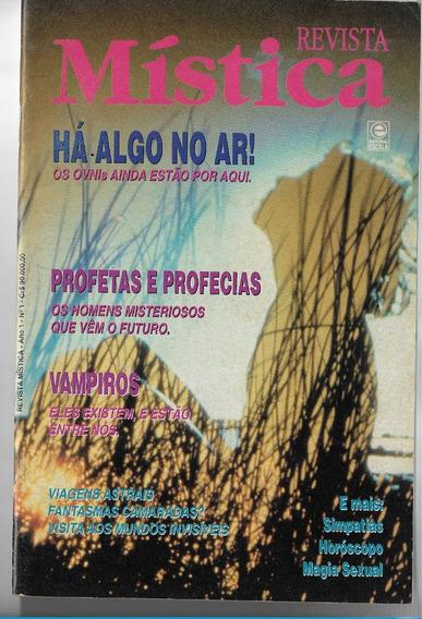 Mística Revista Profetas Óvnis Viagens Astrais