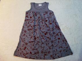 Vestido Infantil Em Malha Com Estampa - Ref 500152