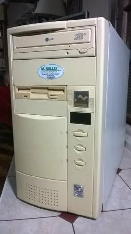 Cpu Pentium Mmx 233mhz, 80mb Ram, 8gb Hd, Cd-r, Windows 98!