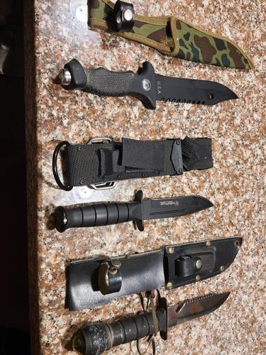 Cuchillos Machetes Smith Wesson