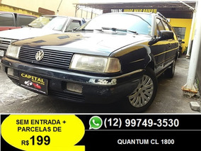 Volkswagen Santana Quantum Cl 1.8 4p 1995