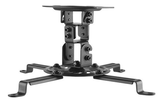 Suporte Universal De Teto Projetor 360° Altura 15cm - Pro100