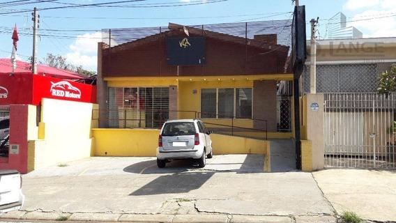 Casa Para Alugar, 159 M² Por R$ 3.800,00/mês - Jardim Chapadão - Campinas/sp - Ca6799