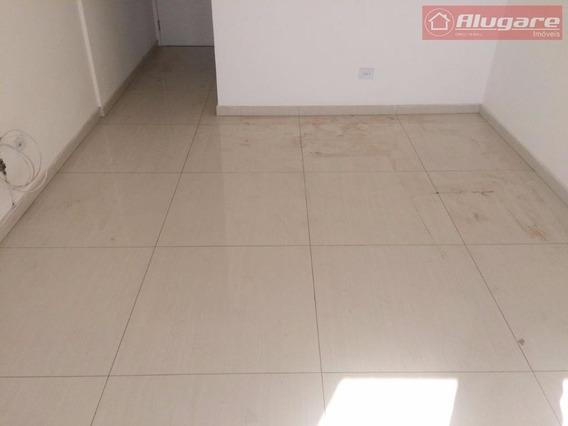 Apartamento Residencial Para Locação, Portal Dos Gramados, Guarulhos - Ap1291. - Ap1291