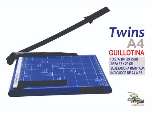 Imagen 1 de 2 de Guillotina Metalica A4