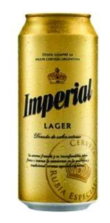Cerveza Imperial Lager Lata 473ml - Agp Distribuidora
