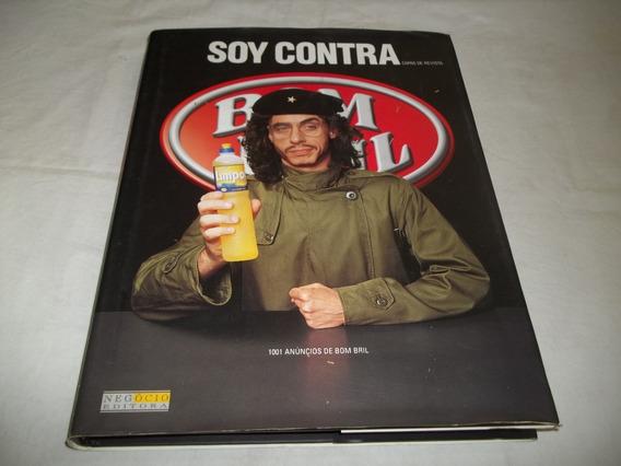 Livro Soy Contra - Bombril - Propaganda Carlos Moreno