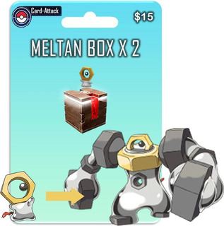 Caja De Meltan- X2- Pogo