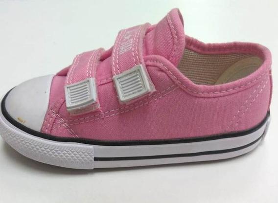 Tênis Converse All Star Infantil Rosa